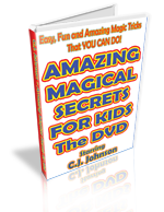 Amazing Magical Secrets for Kids